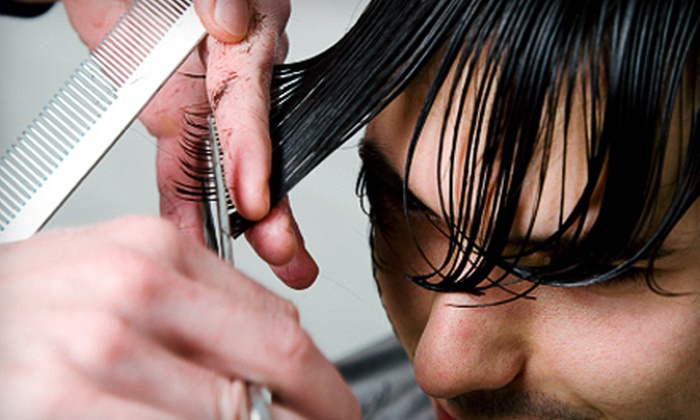 Cut Loose Hair Salon - Clinton Township: $13 for a Men's Haircut at Cut Loose Hair Salon in Clinton Township ($26 Value)