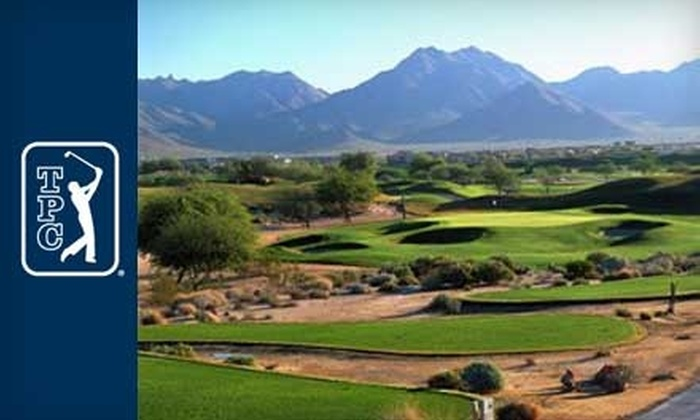 TPC Scottsdale - North Scottsdale: $165 for 18 Holes of Golf at Stadium Course at TPC Scottsdale