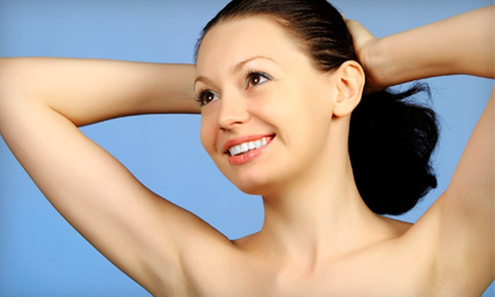 Laser Bella - Flowing Well Neighborhood: Six Laser Hair-Removal Treatments on a Small, Medium, or Large Area at Laser Bella (Up to 70% Off)