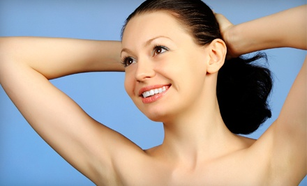 6 Laser Hair-Removal Treatments on a Small Area (a $299 value) - Laser Bella in Tucson