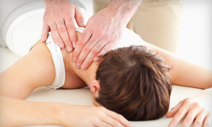 F.I.T. Muscle & Joint Clinic - Monticello Center: 60- or 90-Minute Massage at F.I.T. Muscle & Joint Clinic in Shawnee (Up to 53% Off)