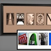 59% Off Name Art from Hal Jaffe Name Art