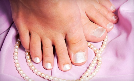 One Laser Fungus-Removal Treatment for up to 5 Toenails (a $200 value) - BARELaser in Wheat Ridge