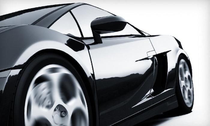 Platinum Auto Detailing - Winston-Salem: Platinum Service Detail for a Car or SUV at Platinum Auto Detailing in Winston-Salem (Up to 54% Off)