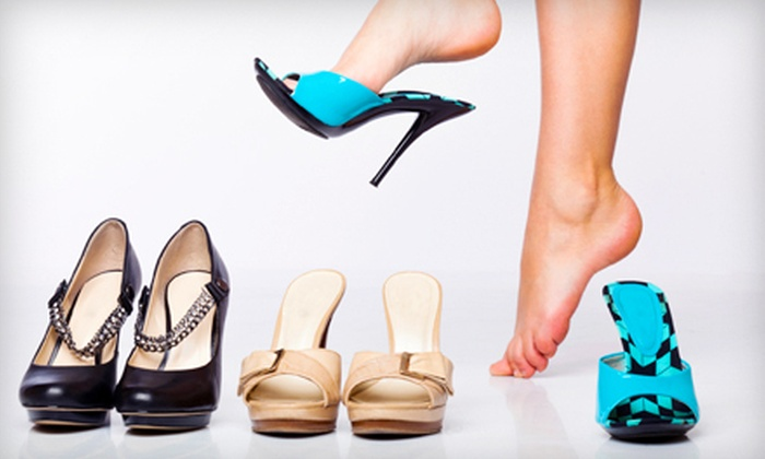 Brooks Shoe Service - The Loop: $15 for $30 Worth of Shoe Repair and Accessories at Brooks Shoe Service