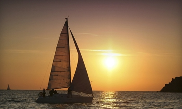 Captains Source - Charleston Harbor Resort & Marina : $99 for a Two-Hour Sailboat Cruise for Two from Captains Source ($198 Value)