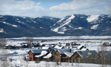 2-Night Stay for Four in a 1-Bedroom Suite - Teton Springs Lodge & Spa in Victor