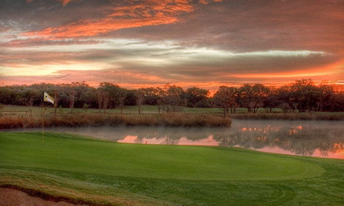 Grey Rock Golf Club - Shady Hollow: $45 for a Round of Golf, Cart Rental, and Practice Balls at Grey Rock Golf Club (Up to $100 Value)
