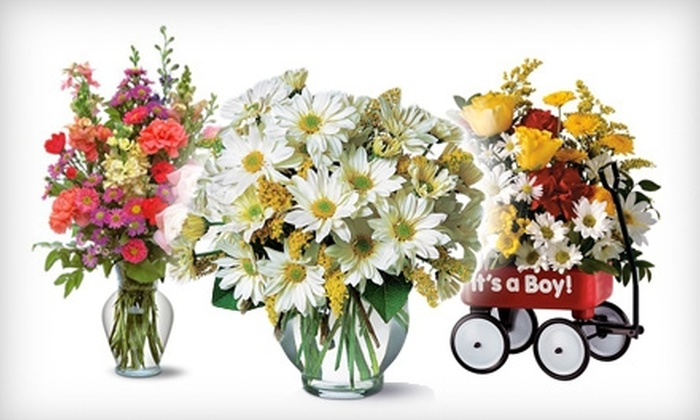Flowers Of Canterbury - Ludwig Park: $22 for $45 Worth of Flowers, Plants, Gifts, and More at Flowers of Canterbury