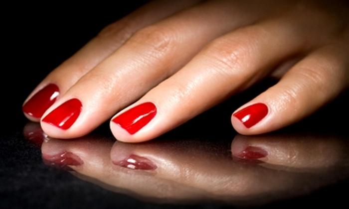 Perception Salon & Spa - Richmond: $19 for a 14-Day Wear Shellac Signature Manicure at Perception Salon & Spa ($42 Value)