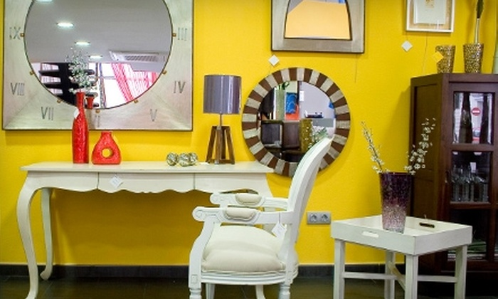 Willow Studio - Central Business District: Specialty Home Décor or Custom-Built Furniture at Willow Studio. Two Options Available.