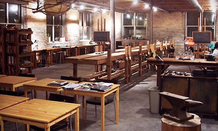Vesper College - Minneapolis / St Paul: $69 for a Five-Hour Pinching Giacometti: Steel Sculpting Class at Vesper College ($300 Value)