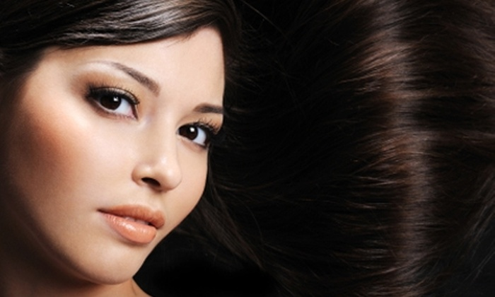 Carolina's Hair Studio - Bella Vista/ Southwark: $150 for a Brazilian Blowout at Carolina's Hair Studio ($400 Value)