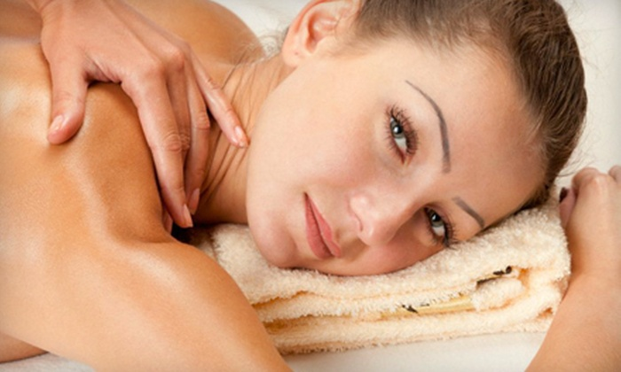 Meridians - North Weymouth: Massage or Facial, Massage and Facial Package, or Massage, Facial, and Scalp Massage Package at Meridians in Weymouth (Up to 61% Off)