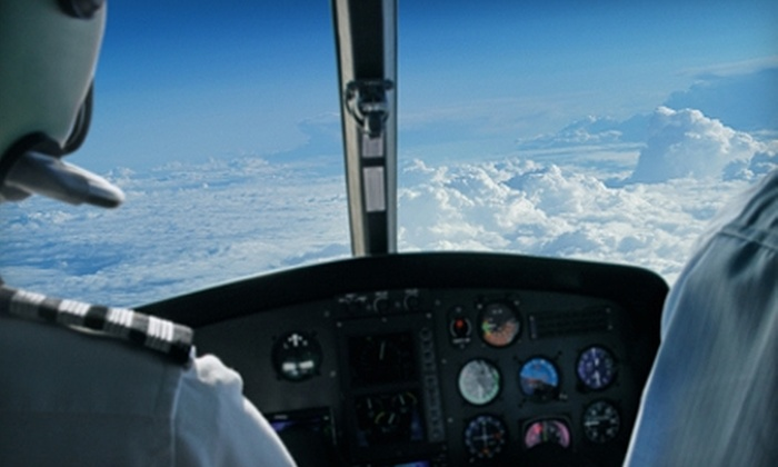 Tri-State Aero - Evansville: $39 for a One-Hour Introductory Flight Lesson from Tri-State Aero ($99 Value)