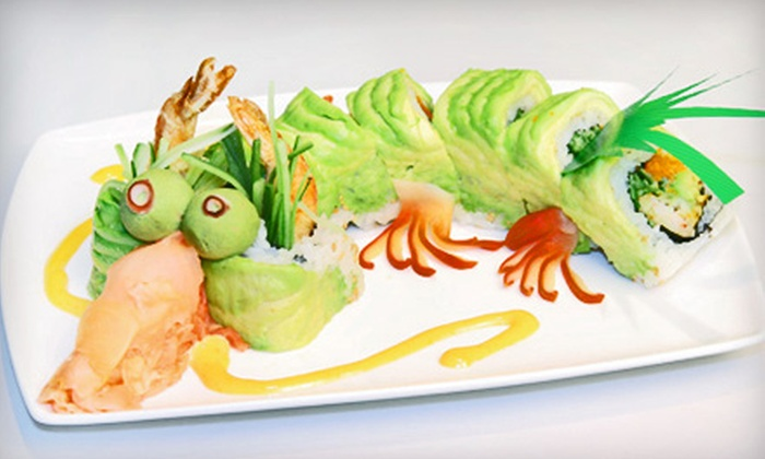 Annalisa Asian Fusion Cuisine & Lounge - Aurora: $12 for $25 Worth of Japanese, Vietnamese, and Thai Fare and Drinks at Annalisa Asian Fusion Cuisine & Lounge in Aurora