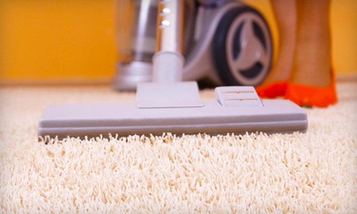 EcoFresh Carpets - Napa / Sonoma: $24 for Eco-Friendly Carpet Cleaning for Two Rooms from EcoFresh Carpets ($143 Value)
