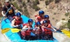 Echo Canyon River Expeditions - Rock Creek: $27 for a Half-Day Rafting Trip Through Bighorn Sheep Canyon from Echo Canyon River Expeditions (Up to $54.16 Value)