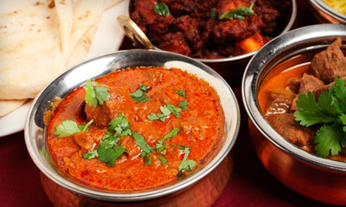 Aashiyana Fine Indian Cuisine - Center City: $20 for $40 Worth of Indian Fare at Aashiyana Fine Indian Cuisine