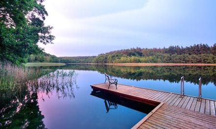 Mecklenburg-Vorpommern: 3 oder 4 Tage für Zwei mit Frühstück, 1x 3-Gänge-Dinner & Wellness im Hotel Jagdschloss Waldsee