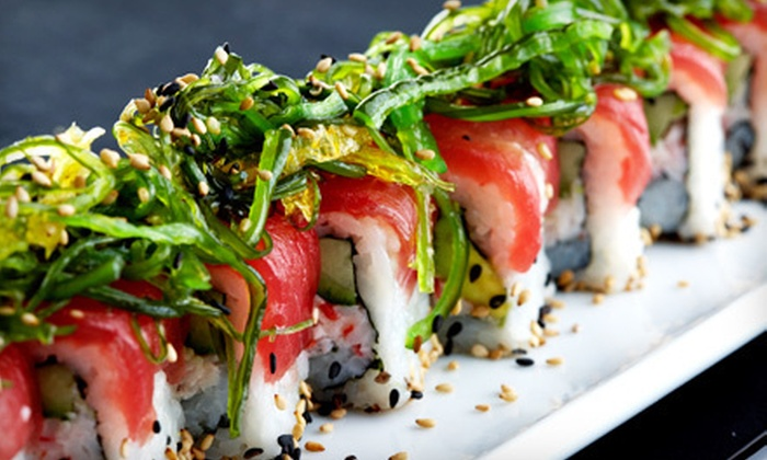 Fuji Sushi Bar & Grill - North Central Pensacola: Sushi and Japanese Cuisine for Lunch or Dinner at Fuji Sushi Bar & Grill (Up to 53% Off)
