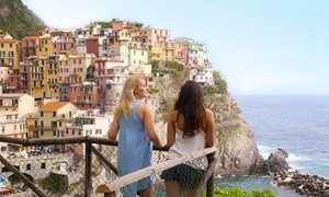 Land Only Trips Of Europe W/ Hotels & Transportation For Ages 18-35 From Contiki. Price/person Based On Double Occupancy