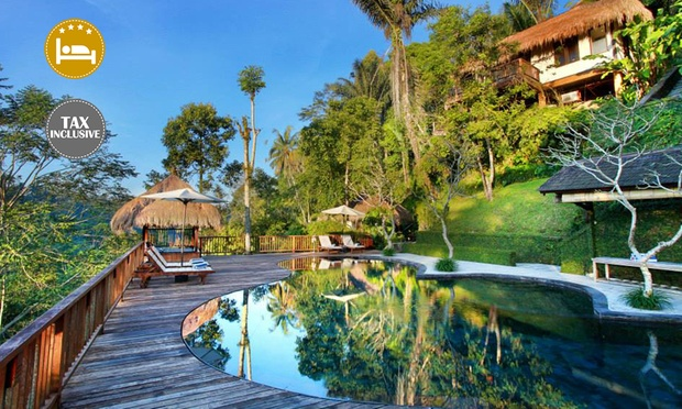 Bali: 4* Stay in Jungles of Ubud 0