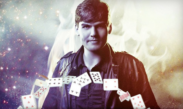 Christian Ford - Tustin: $69 for Christian Ford Illusionist Show and Dinner at Encore Theatre ($138 Value). Seven Dates Available.