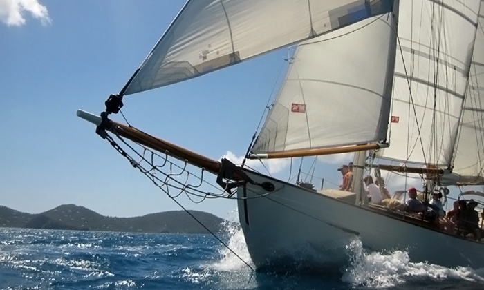 Schooner Yacht Heron - Rockport: Eco Tour Cruise for Two or Four from Schooner Heron (Up to 50% Off)