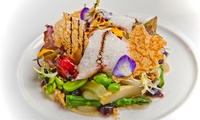 Five- or Seven-Course Tasting Menu for Two or Four at Avista (Up to 68% Off)
