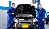 Waterfront Cars - Portsmouth: Car Service With Oil and Filter Change, Mini-Valet and MOT at Waterfront Cars (Up to 66%)