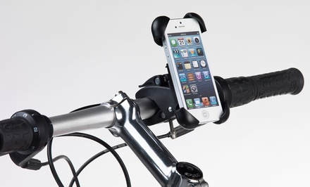 Merkury Innovations Universal Smartphone Bike Mount