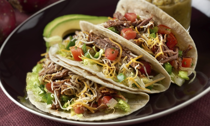 Baja Fresh - Baja Fresh: Mexican Cuisine and Drinks for One, Two, or Four at Baja Fresh