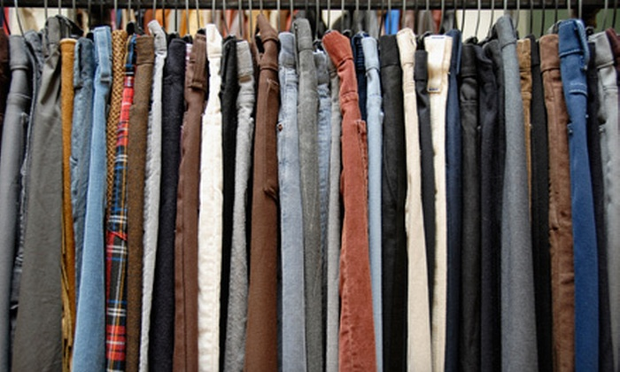 ThriftSmart - Nashville-Davidson metropolitan government (balance): $15 for $30 Worth of Gently Used Apparel and Accessories at ThriftSmart
