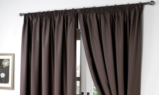Clearance Blackout Curtains | Groupon