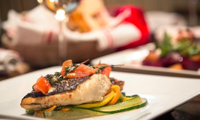 Gallo Nero  - New York: $39 for Italian Dinner with Entrees, Wine, and Dessert for Two at Gallo Nero (Up to $79.90 Value)