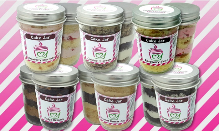 DreamScape Desserts: $13 for $30 Worth of Cake Jars and Desserts from DreamScape Desserts