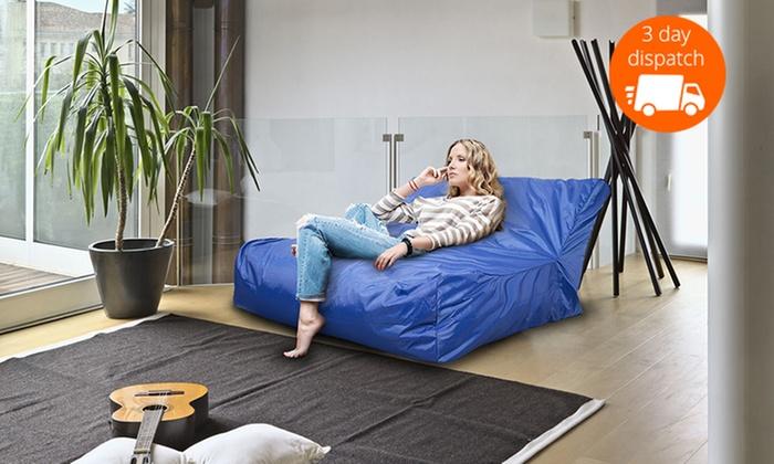 Wondrous Giant Indoor Outdoor Bean Bag Groupon Goods Uwap Interior Chair Design Uwaporg