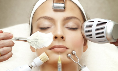 One or Three IPL Photofacials with Microdermabrasion Sessions or Glycolic Peels at Serena Spa (Up to 82% Off) 198601ad-2e0a-431b-8d00-f6e5c028c8b0