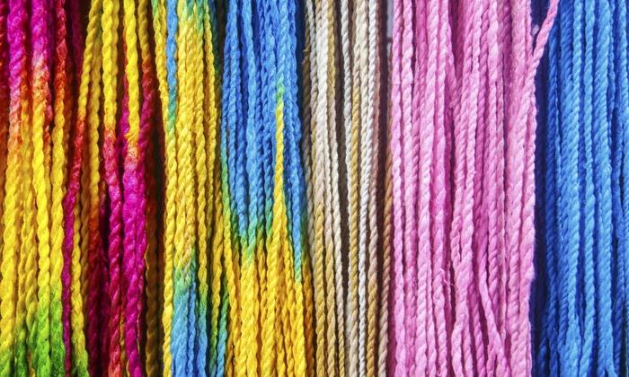 Art Attack Cos - Eastborough: $17 for $30 Toward Beginner Crochet Classes — Art Attack COS
