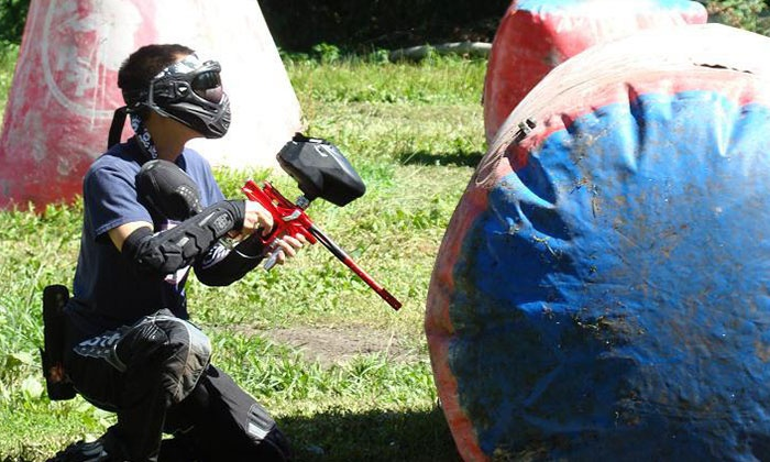 Action Park Paintball - Penn: All-Day Paintball Package for Two, Four, or Six with Rental Gear and Paintballs at Action Park Paintball (Up to 60% Off)