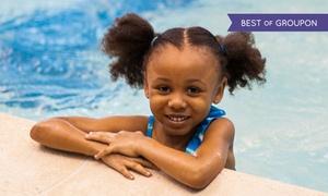 Bear Paddle Swim School: $40 for Four Weekly Swim Lessons at Bear Paddle Swim School Bloomingdale Location ($80 Value)