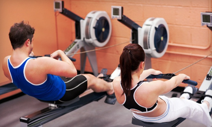 Stroke SF - Financial District: 5 Rowing Fitness Classes with Optional Personal-Training Session, or 10 Classes at Stroke SF (Up to 73% Off)