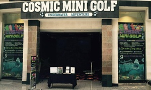 Cosmic Mini Golf: Up to 60% Off Cosmic Mini Golf and Arcade at Cosmic Mini Golf