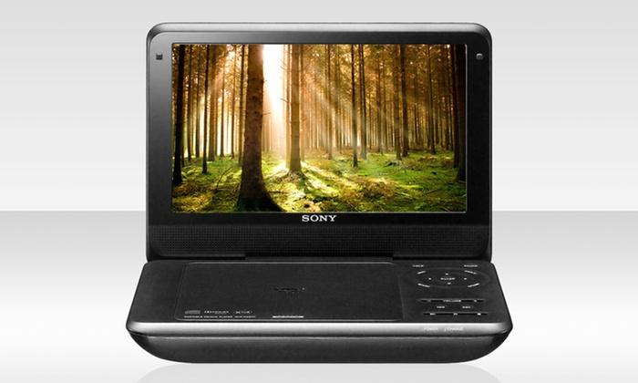 "Sony 9"" Widescreen Portable DVD Player (DVP-FX980): Sony 9"" Widescreen Portable DVD Player (DVP-FX980). Free Returns."