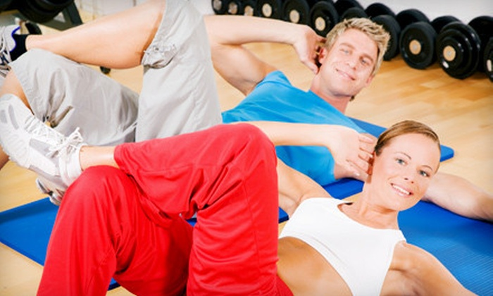 TransforMe Fitness Studio - Multiple Locations: $40 for a Workout Package with Group Training and Pole Dancing at TransforMe Fitness Studio ($165 Value)