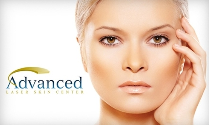 Advanced Laser Skin Center - Knolls West: $49 for a Customized Chemical Facial Peel or Microdermabrasion at Advanced Laser Skin Center (Up to $150 Value)