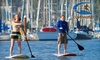 Covewater Paddle Surf - Eastside: $17 for Four-Hour Rental of Stand-Up Paddleboard ($35 Value) from Covewater Paddle Surf in Santa Cruz