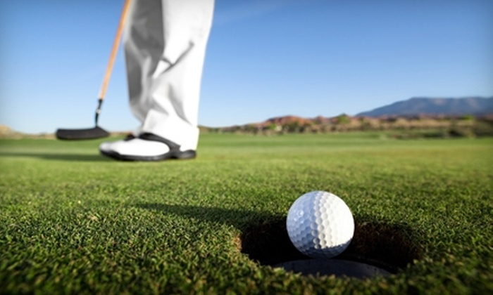Rose Hill Golf Club - South Kingstown: $13 for Nine Holes of Golf for Two at Rose Hill Golf Club in South Kingstown (Up to $26 Value)