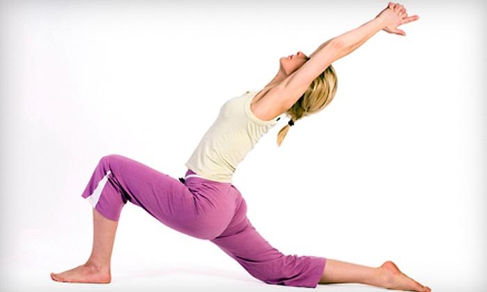 YogaFix Orlando - Casselberry: $29 for Five Yoga Classes at YogaFix Orlando in Casselberry ($60 Value)
